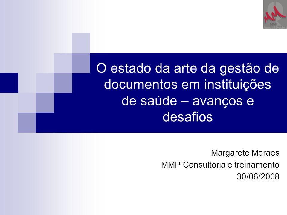 Margarete Moraes MMP Consultoria e treinamento 30/06/2008