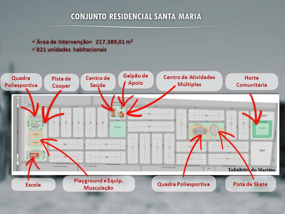 CONJUNTO RESIDENCIAL SANTA MARIA
