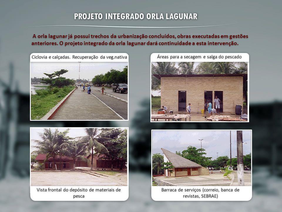 PROJETO INTEGRADO ORLA LAGUNAR