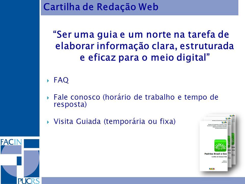 Cartilha de Redação Web