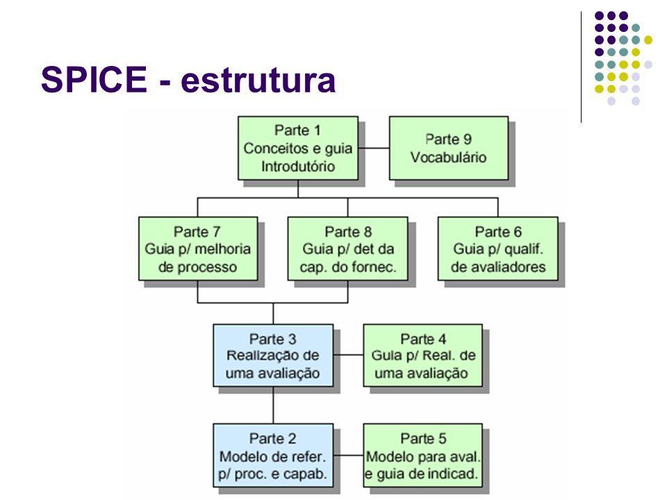 SPICE - estrutura