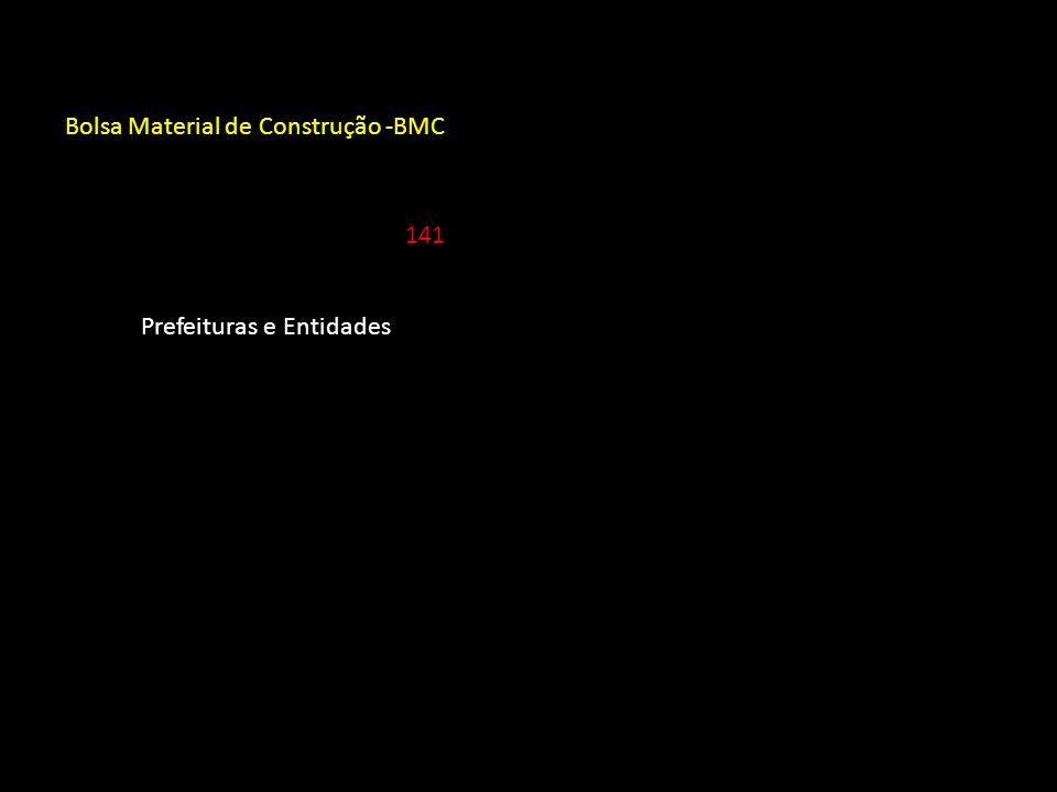 Bolsa Material de Construção -BMC