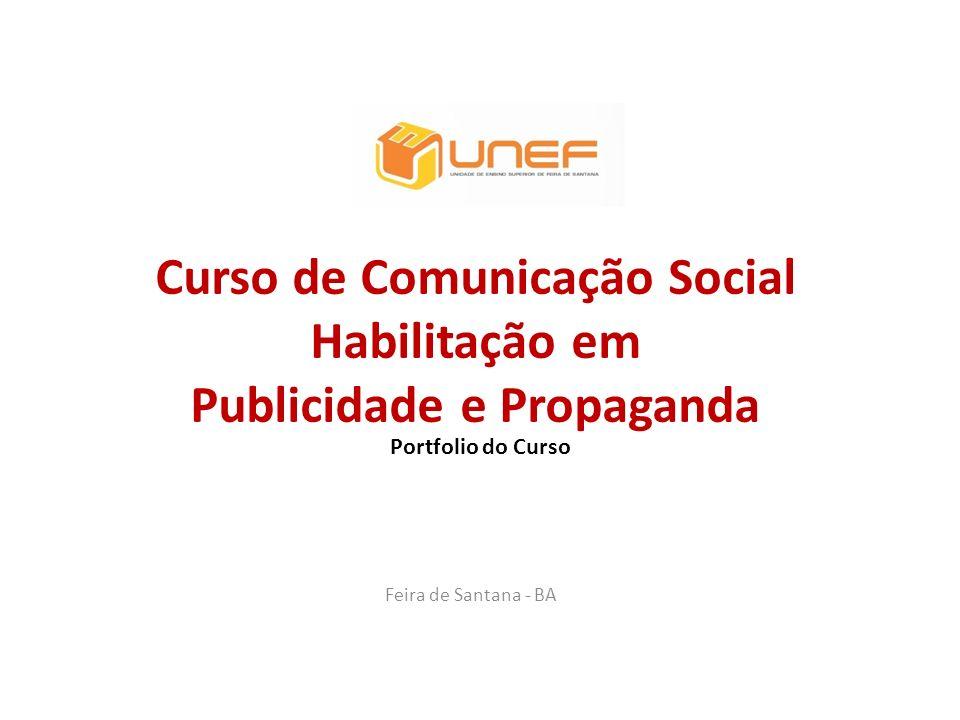 Curso comunicacao social publicidade e propaganda
