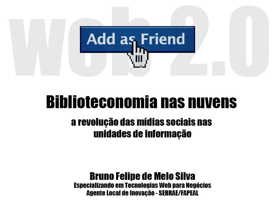 #BiblioteconomiaNasNuvens