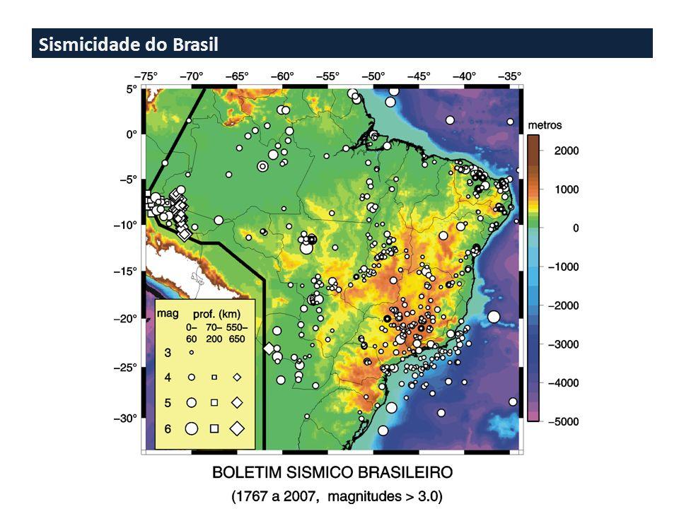 Sismicidade do Brasil