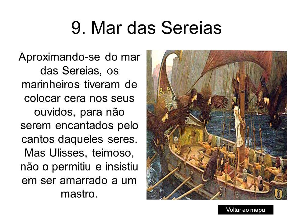 9. Mar das Sereias