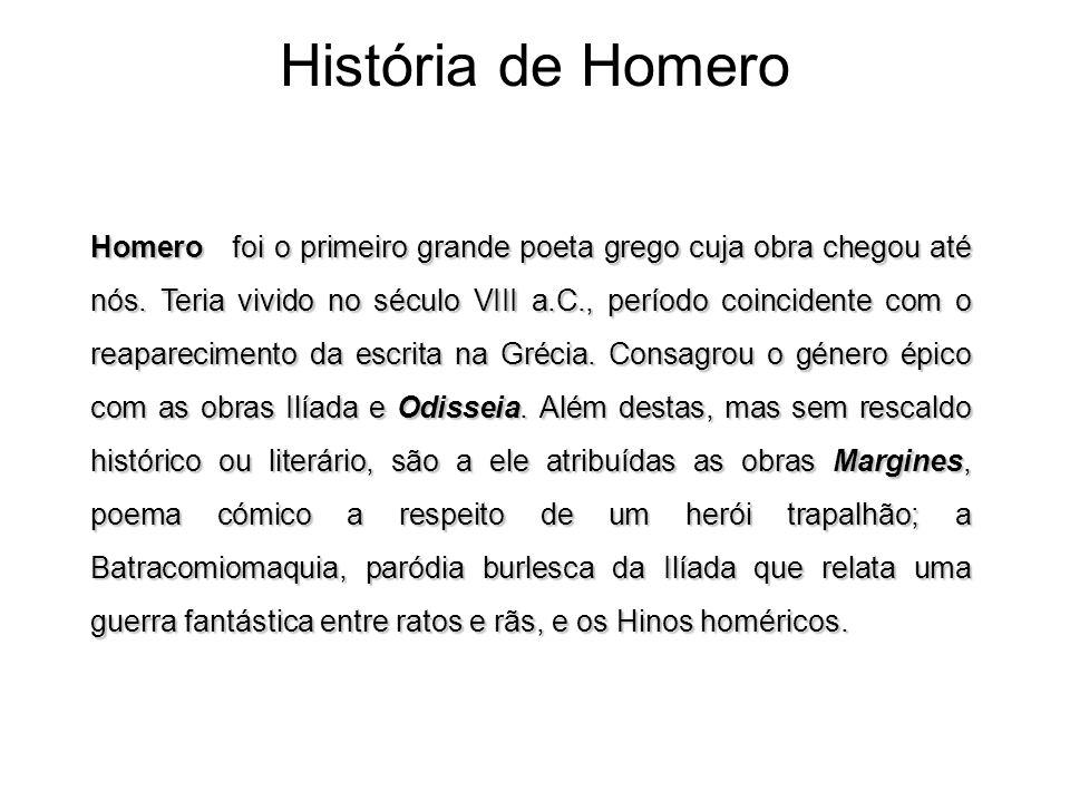 História de Homero