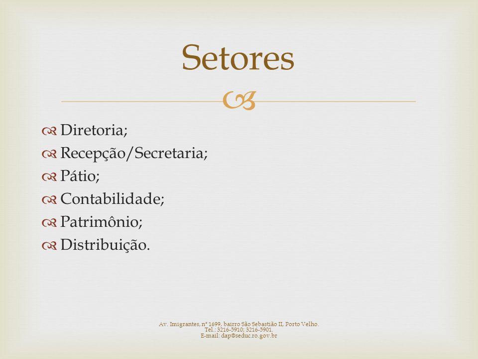 E-mail: dap@seduc.ro.gov.br