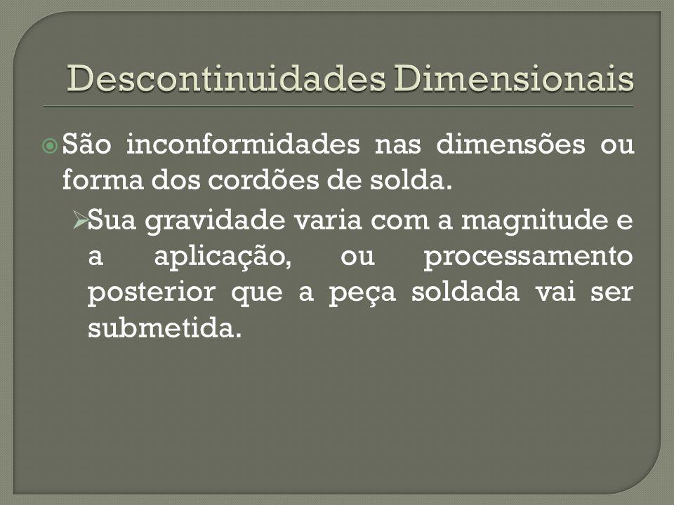 Descontinuidades Dimensionais