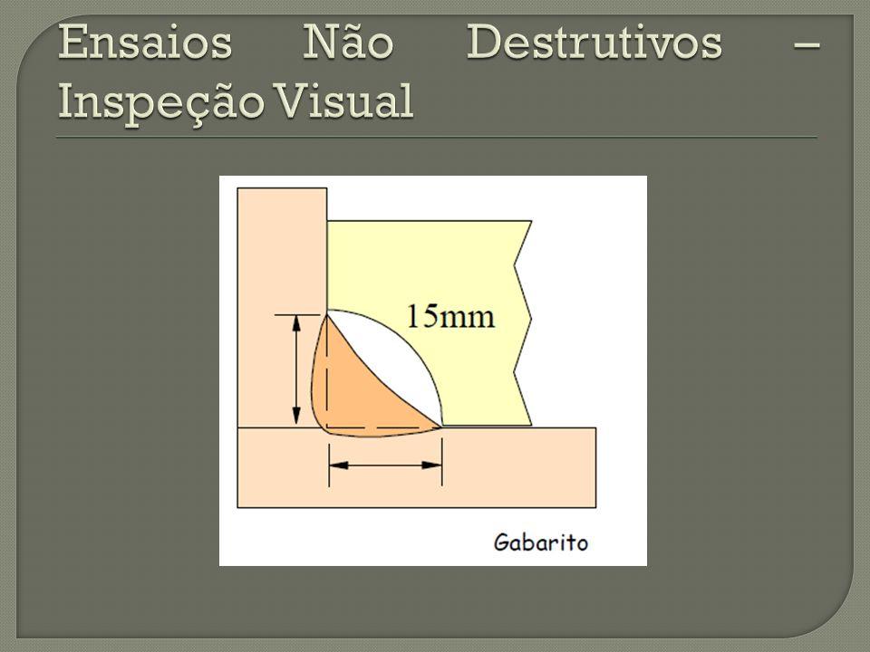 Ensaios Não Destrutivos – Inspeção Visual