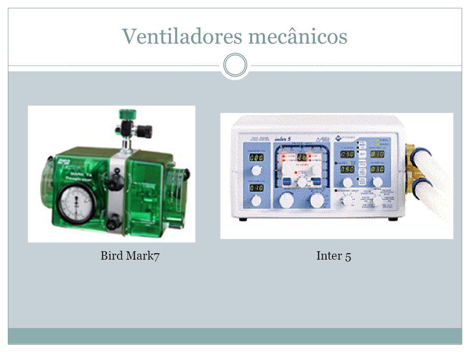 Ventiladores mecânicos