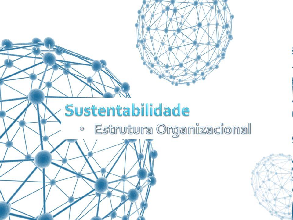 Sustentabilidade Estrutura Organizacional