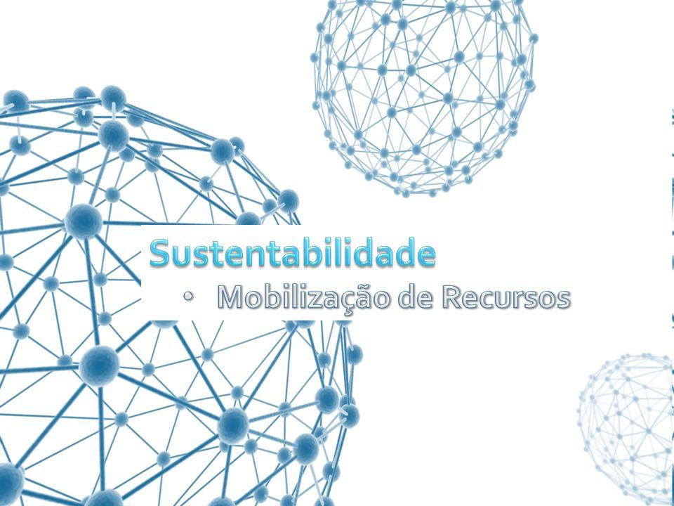 Sustentabilidade Mobilização de Recursos