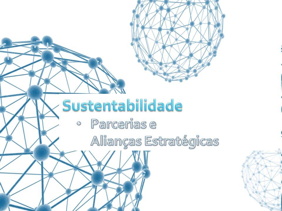 Sustentabilidade Parcerias e Alianças Estratégicas