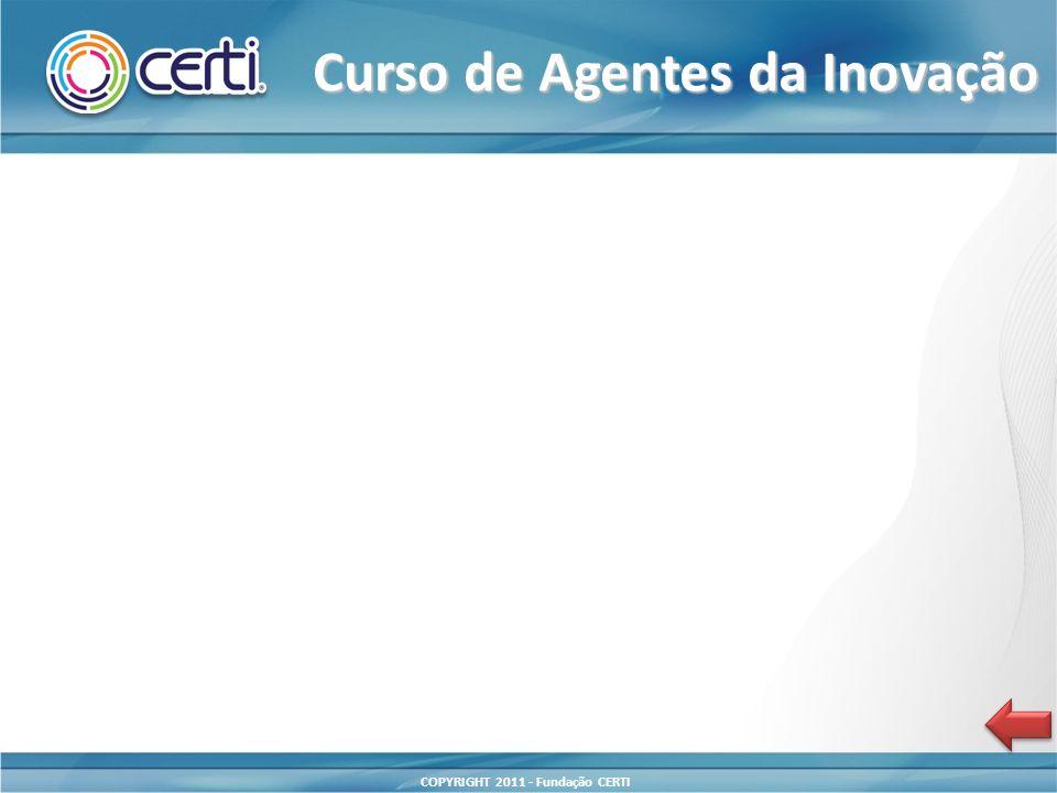 Curso de Agentes da Inovação