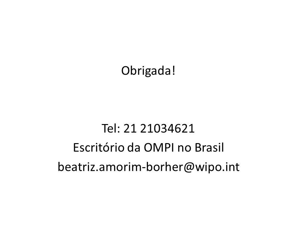 Escritório da OMPI no Brasil