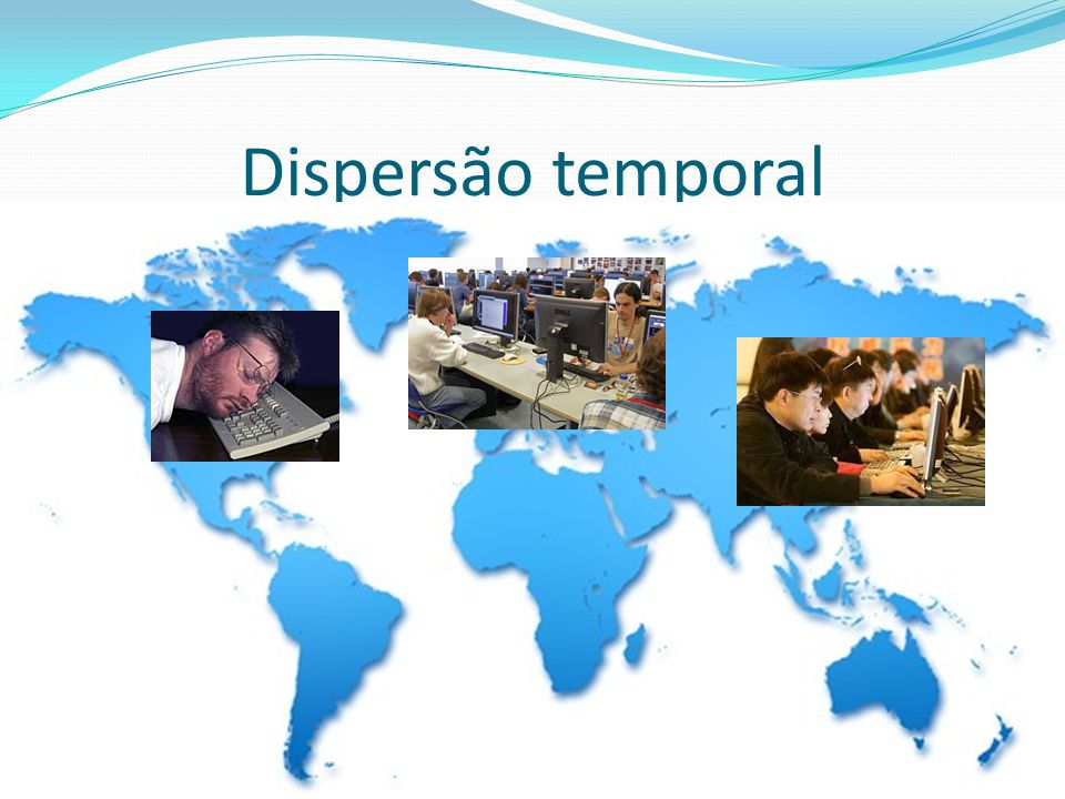 Dispersão temporal