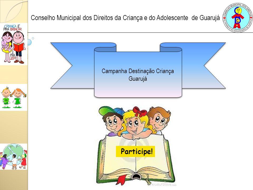 Campanha Destinação Criança