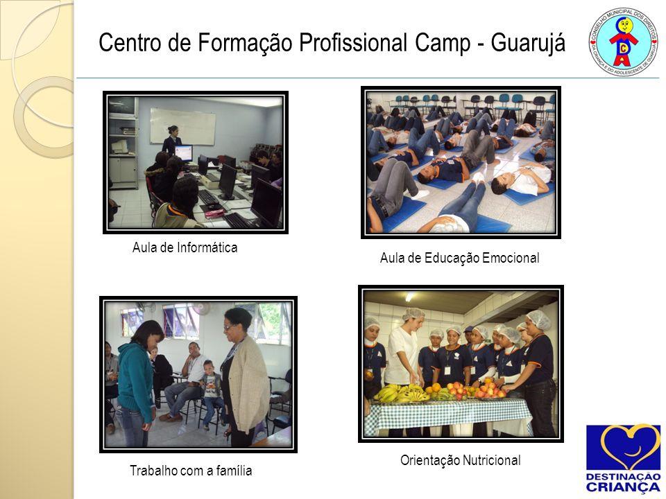 Centro de Formação Profissional Camp - Guarujá