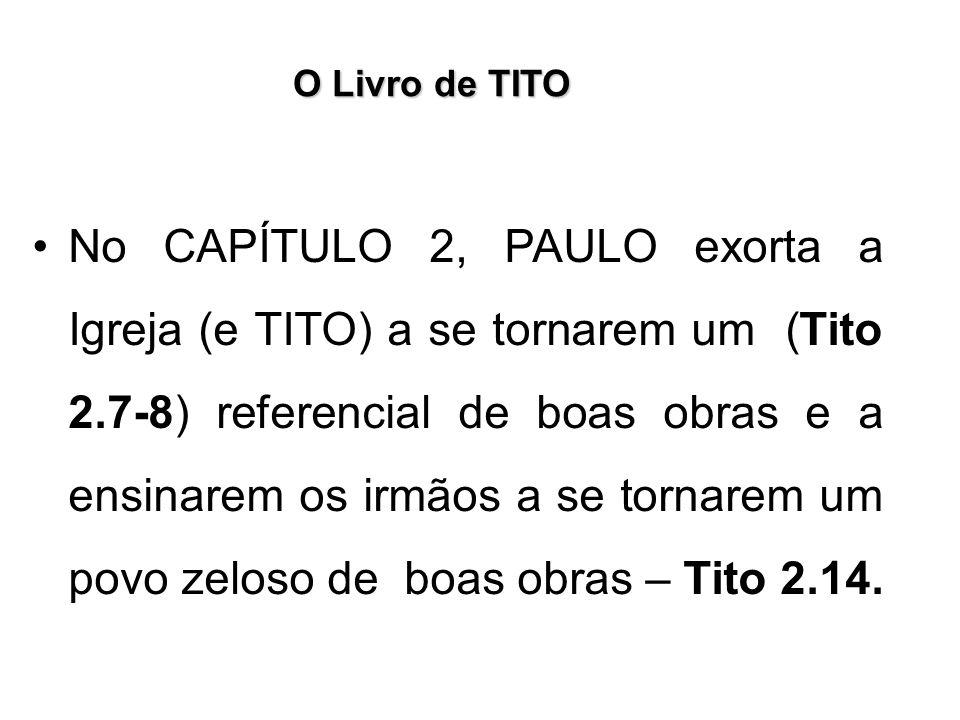O Livro de TITO