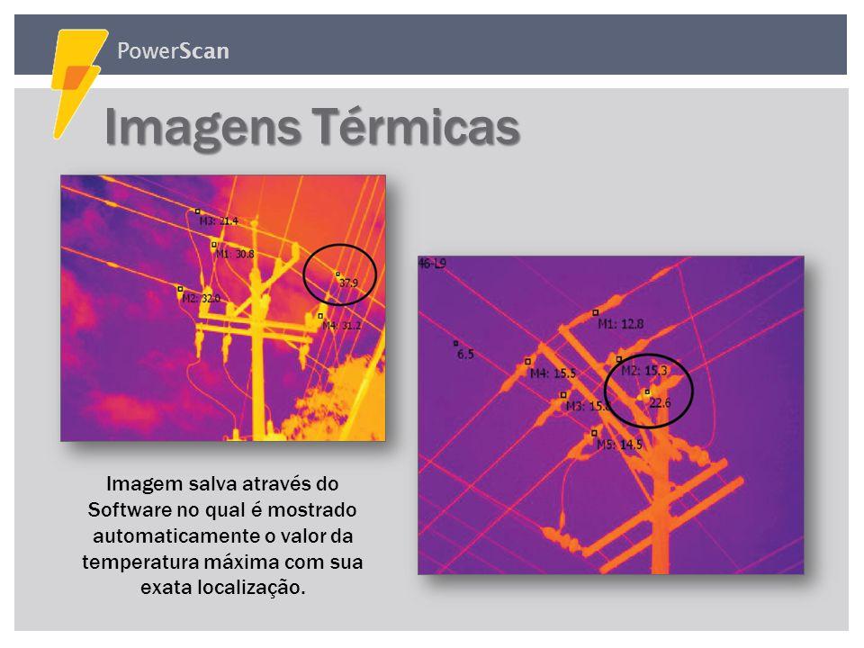 Imagens Térmicas PowerScan