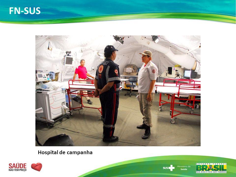 FN-SUS Hospital de campanha