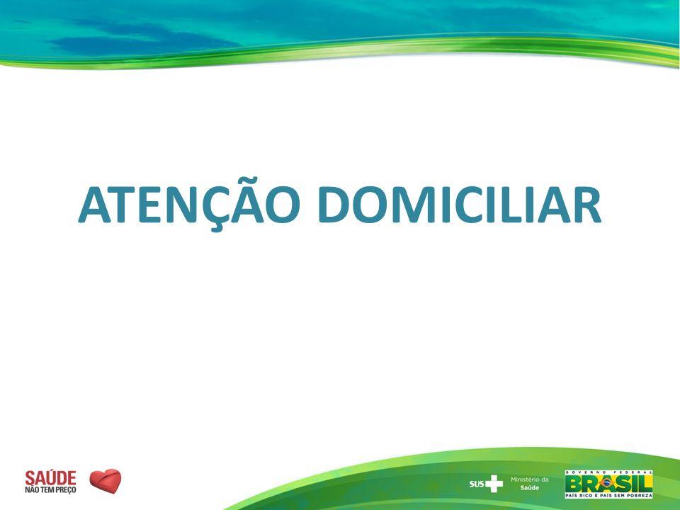ATENÇÃO DOMICILIAR