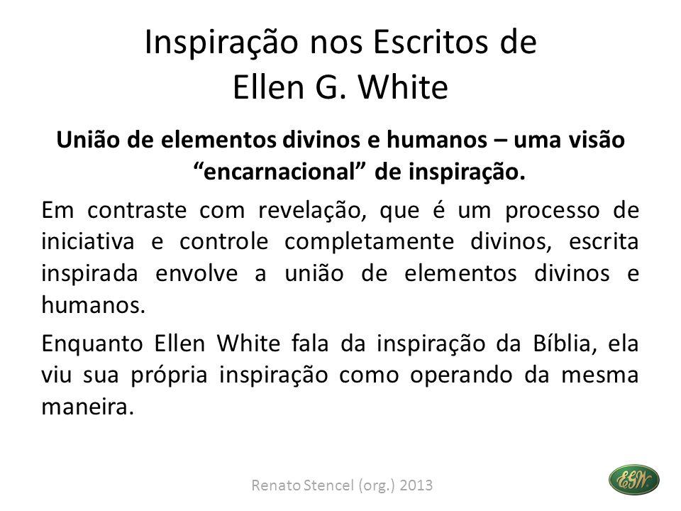 Inspiração nos Escritos de Ellen G. White