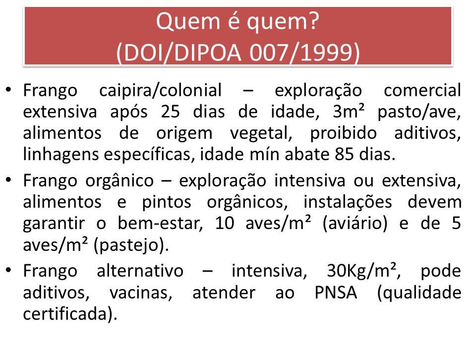 Quem é quem (DOI/DIPOA 007/1999)