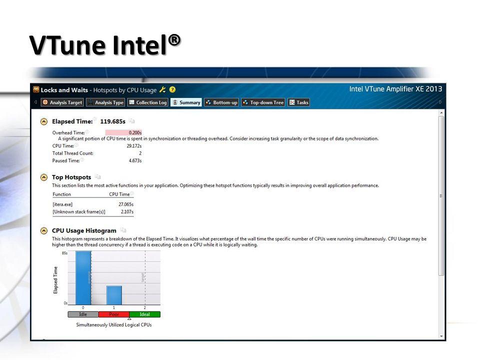 VTune Intel®
