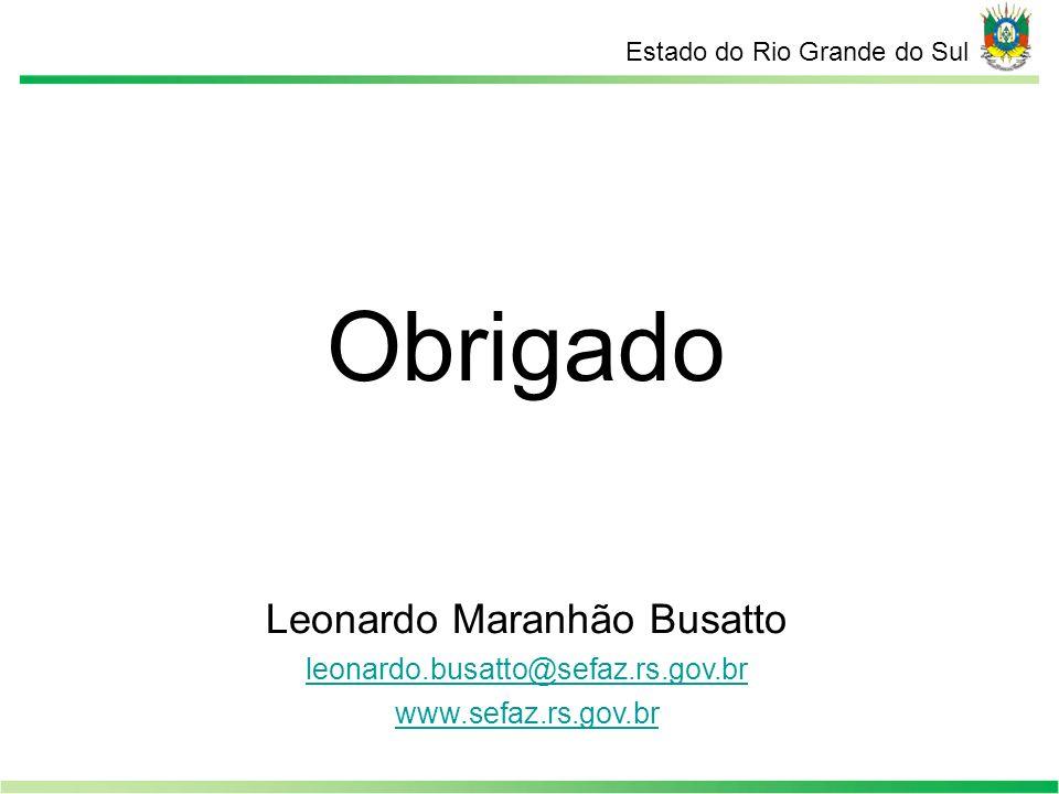 Leonardo Maranhão Busatto