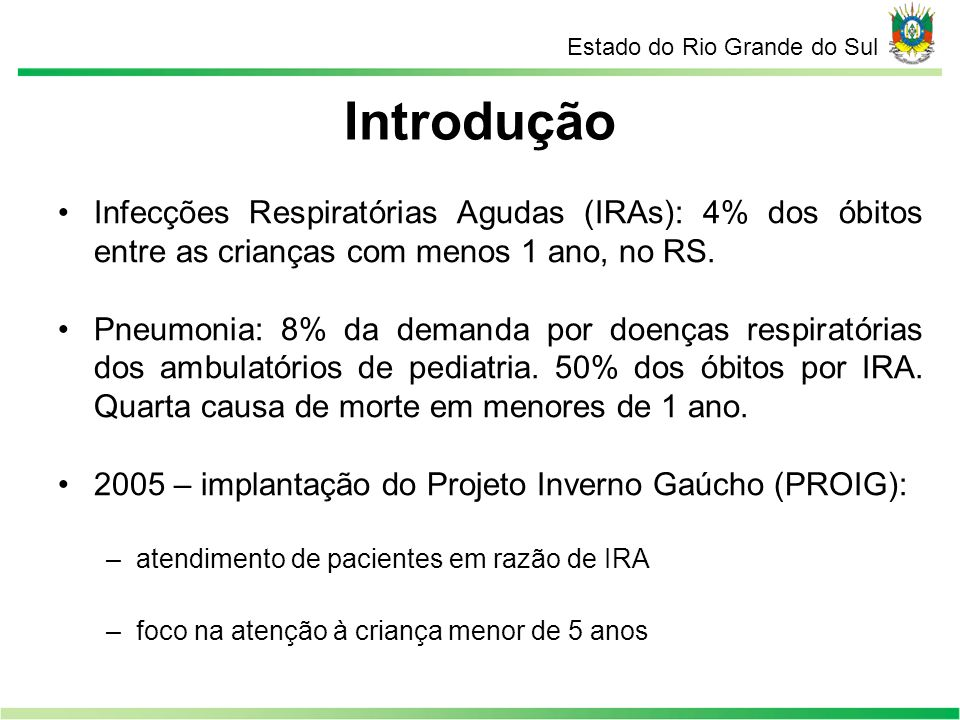 Estado do Rio Grande do Sul