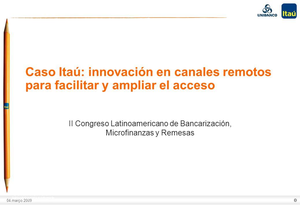 Enfoque para innovación en canales remotos