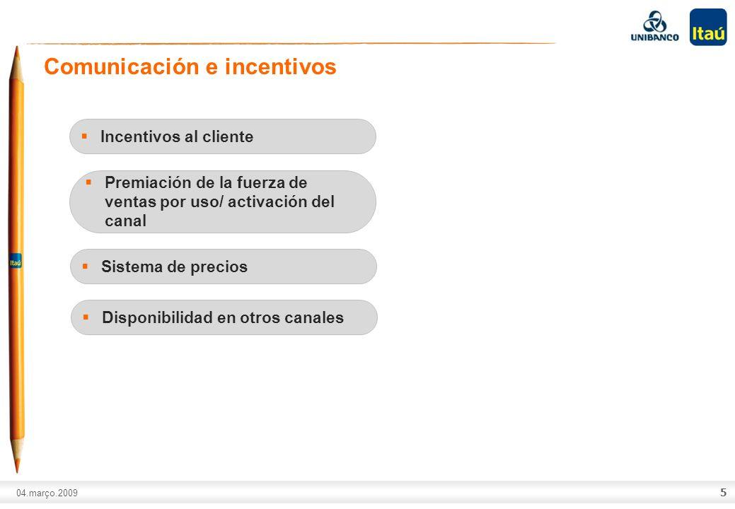Ofertas Estrategia robusta de CRM (producto, canal y momento adecuados