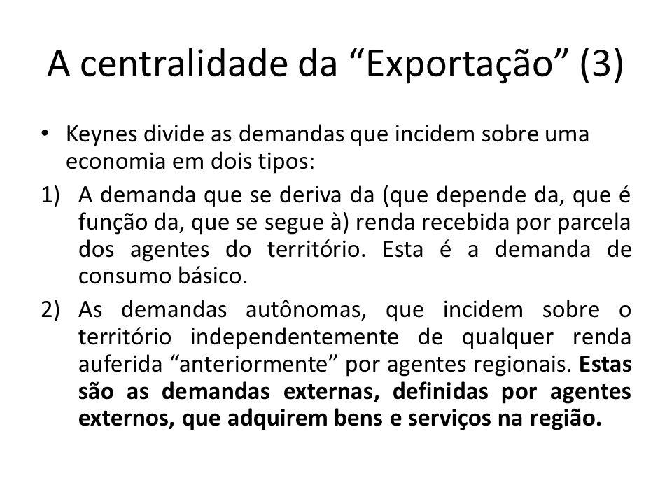A centralidade da Exportação (3)