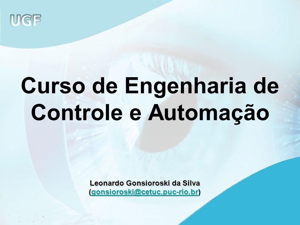 Curso de Engenharia de Controle e Automação