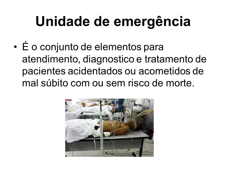 Unidade de emergência