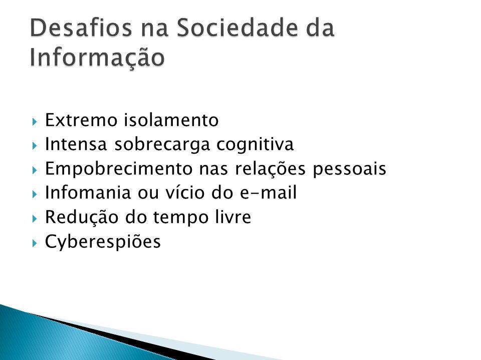 Desafios na Sociedade da Informação