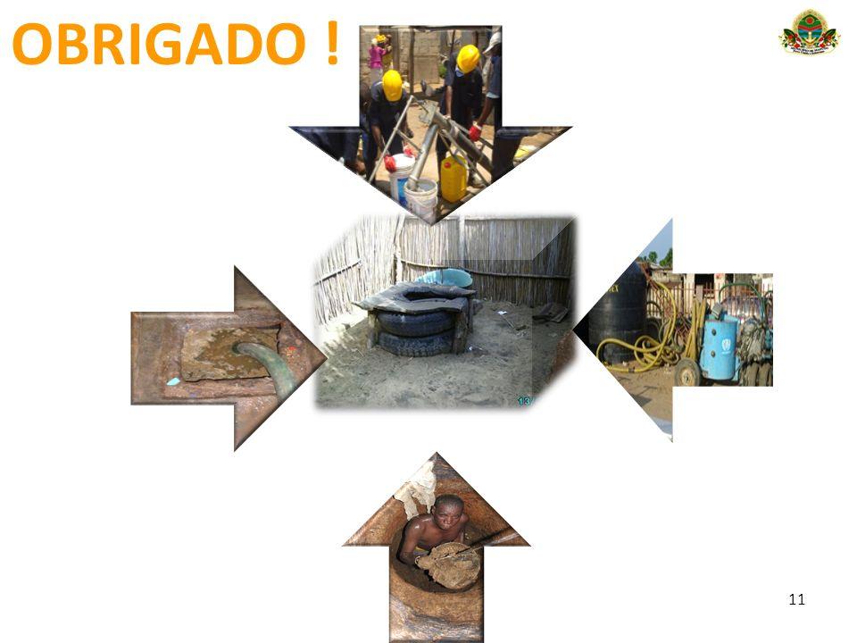 OBRIGADO ! 11 11