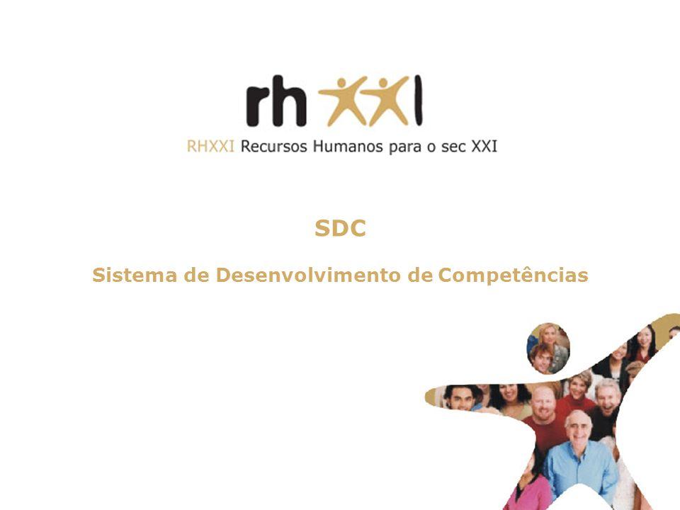 SDC Sistema de Desenvolvimento de Competências