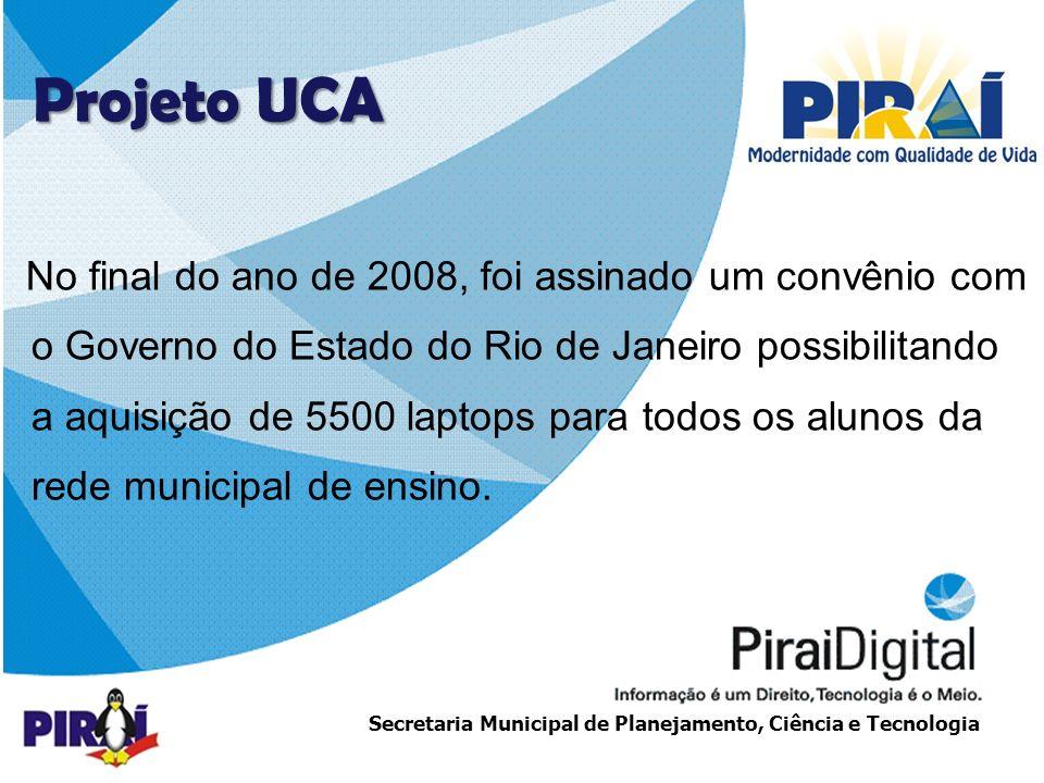 Projeto UCA