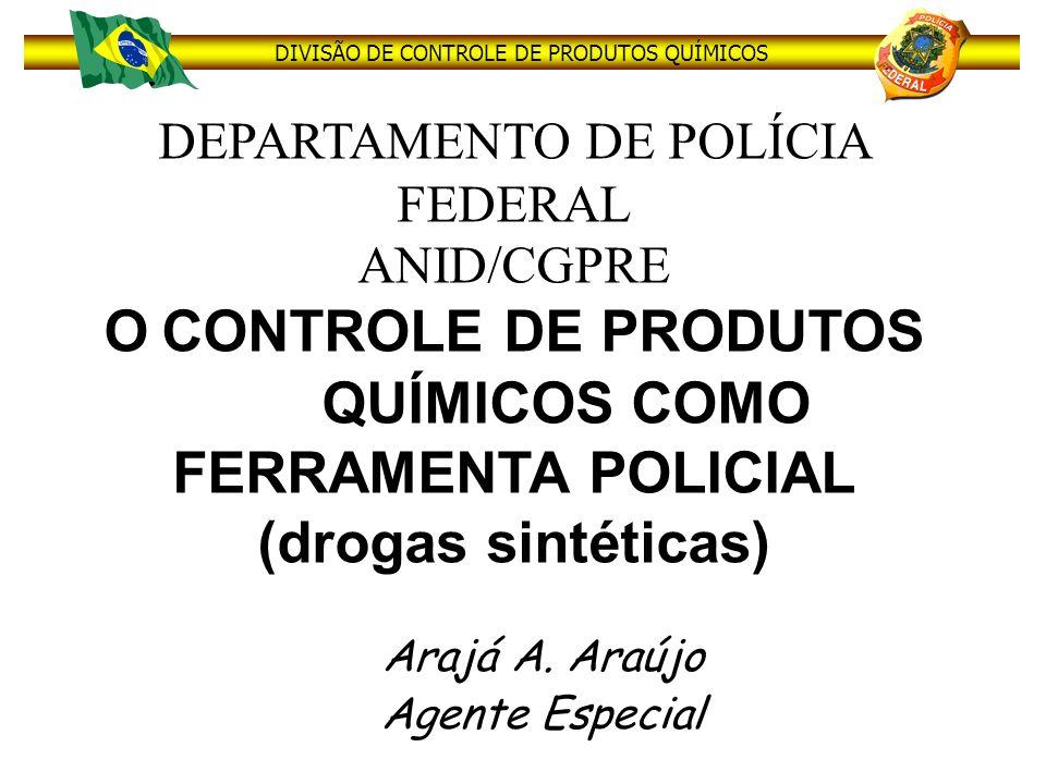 Arajá A. Araújo Agente Especial