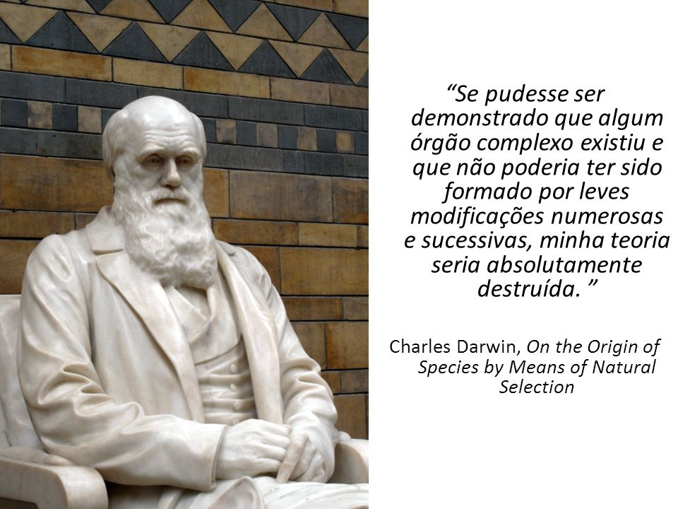 Charles Darwin, On the Origin of Species by Means of Natural Selection