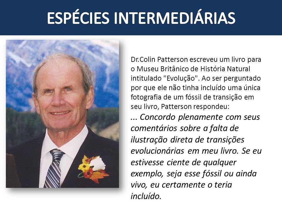 ESPÉCIES INTERMEDIÁRIAS