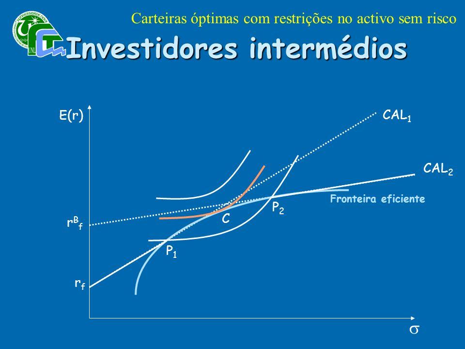 Investidores intermédios