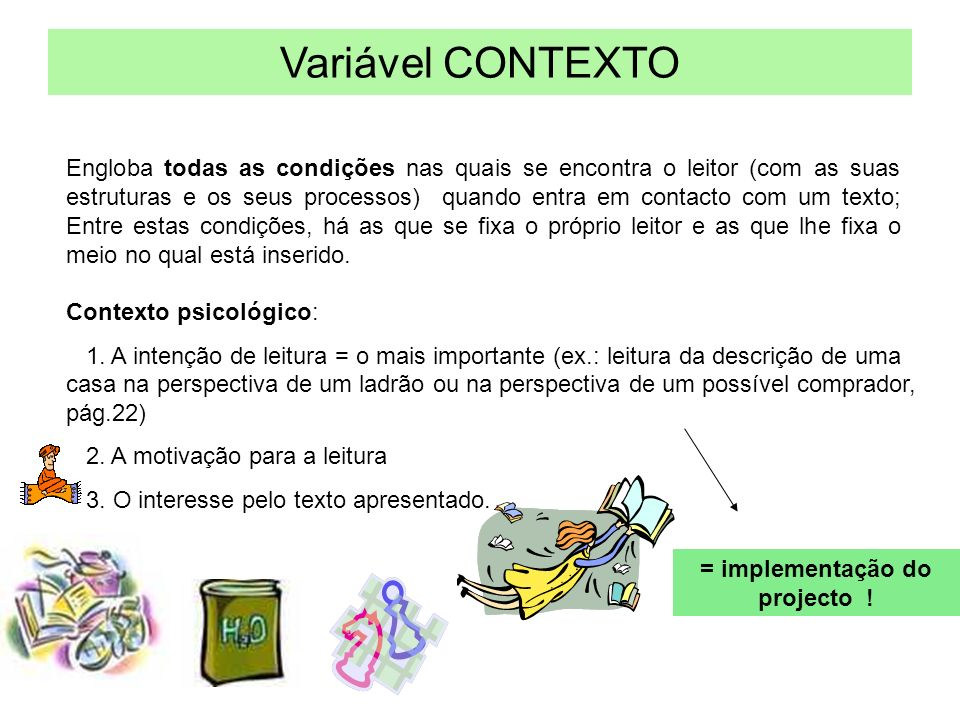 = implementação do projecto !