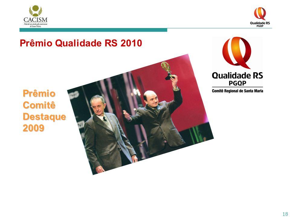 Prêmio Comitê Destaque 2009