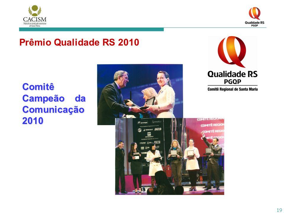 Comitê Campeão da Comunicação 2010