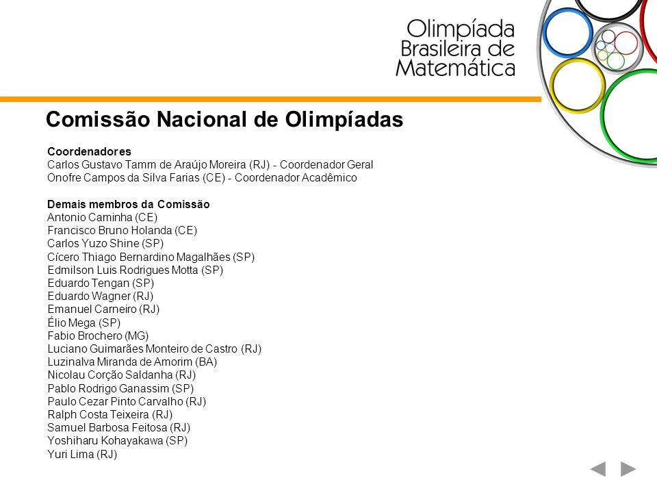 Comissão Nacional de Olimpíadas