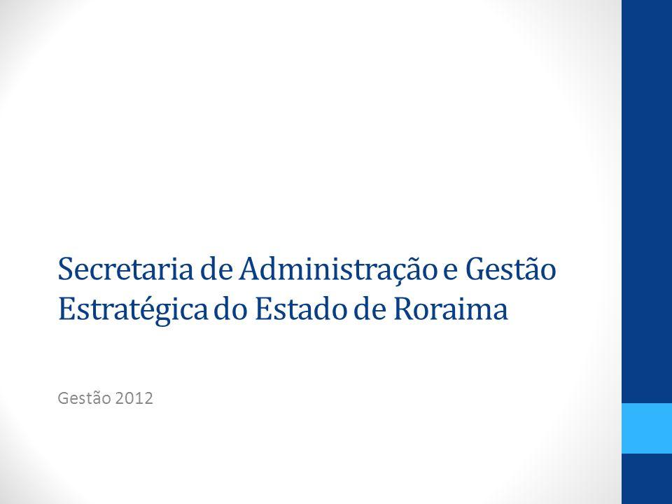 Secretaria de Administração e Gestão Estratégica do Estado de Roraima